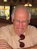 Crying Senior Citizen.