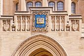 Yale University Sheffiield Scientific School Building Facade Decorations