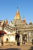 Ananda Temple in Bagan,Burma