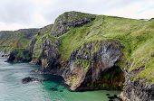 The Antrim Coastline