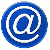 Email At Sign Icon