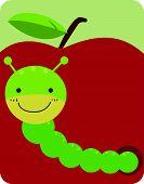Sweet Apple Worm