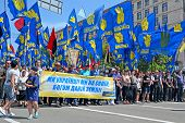 Kiew - Mai 18: Politische Sitzung am 18. Mai 2013 In Kiew, Ukraine