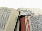 Bible Passage In Three Languages