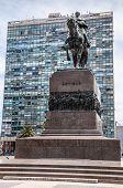 Montevideo, Uruguay - Monument To Artigas