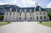 Chateau de Sassenage - In Grenoble France