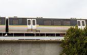 Cercanías de tren pasado a exceso de velocidad