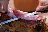 Spanish Ham-jamon Iberico