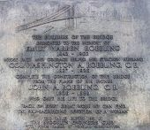 Cadastre-se na ponte do Brooklyn, na memória da família de Roebling
