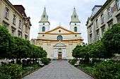 Church Of Evangelical Christians-baptists In Lvov