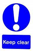 Keep Clear