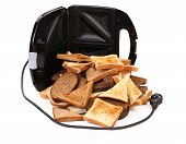 Sandwich toaster. And this is not the limit.