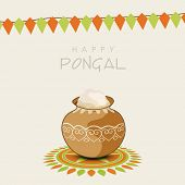 picture of pongal  - Happy Pongal - JPG