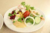 Tunny Salad.