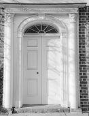 Victorian Doorway