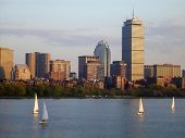 Charles River em Boston