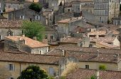 picturesque village of Saint-Emilion