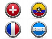 Brazil World Cup 2014 Group E