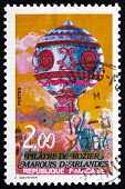 Postage Stamp France 1983 Hot Air Ballon