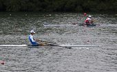 Meadlists In Lightweight Men's Single Sculls, European Rowing Chamionships 2014