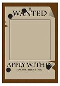 47-wanted, Apply Within