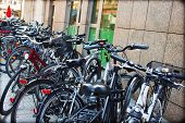 Bicycles As A Common Form Of Transport