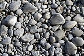 Gray Sea Pebbles