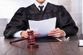 stock photo of tribunal  - Close - JPG