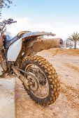 Very Dirt Motorbike