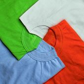 creative t-shirt backgroun
