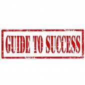 Guide To Success-stamp