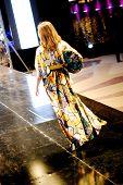 Fashion Show For Dina El Kei Model 02 (back)