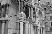 Columns Of The Basilica Di San Marco