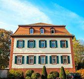 Convent the Engelthal in Altenstadt, close to Frankfurt am Main