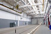 Industrial Warehouse Interior