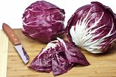 Preparation Of Radicchio