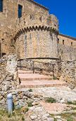 foto of swabian  - Swabian Castle of Rocca Imperiale - JPG