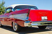 1957 Chevrolet Bel Air Classic Car