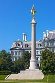 The First Division Monument, Washington DC.