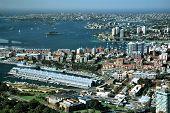 Darling Harbour Sydney Industry