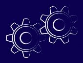Symbol Of The Cogwheels