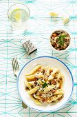 Pasta With Eggplants