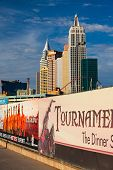 New York-New York Casino in Las Vegas