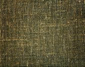 pic of uncolored  - Natural linen striped uncolored textured sacking burlap background - JPG