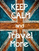 foto of union  - Keep Calm and Travel More - JPG
