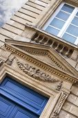 pic of bordeaux  - Facade of a French museum in Bordeaux