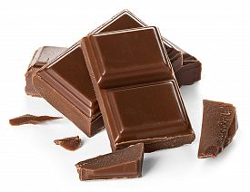 picture of carbohydrate  - chocolate bars close - JPG