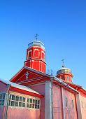 rural orthodox church