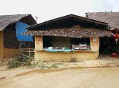 Noodle Shop In Ban Rak