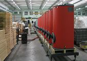 Manufacture Of Boilers